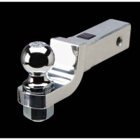 "Fastway Flash 2"" Drop Aluminum Ball Mount"