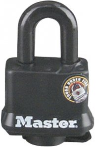 Master #311 Weather-Resistant Padlock - Keyed Alike