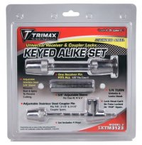 Trimax SXTM3123 Stainless Steel Combo Set