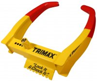 Trimax TCL75 Wheel Lock