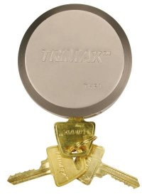 Trimax THPXL Hidden Shackle Padlock