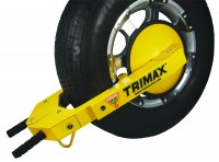 Trimax TWL100 Wheel Lock