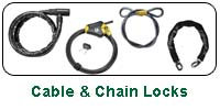 Cable & Chain Locks