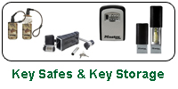 Key Safes & Key Storage