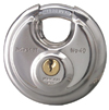 Master #40 Stainless Steel Disc Padlock