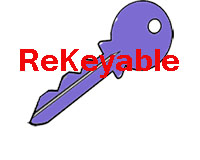 Rekeyable